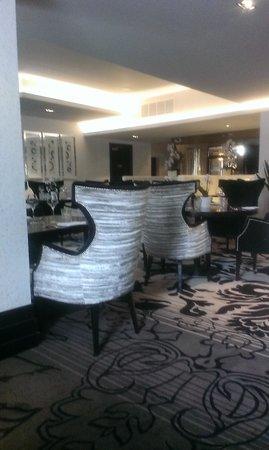 Hotel Colessio: dining area