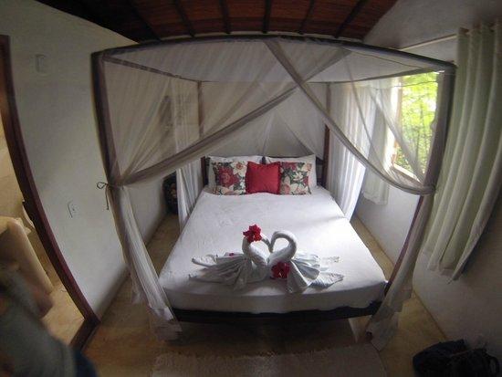 Pousada Raízes do Brasil: Suite Casal
