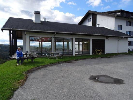 Wadahl Hogfjellshotel: Hotel met binnenzwembad