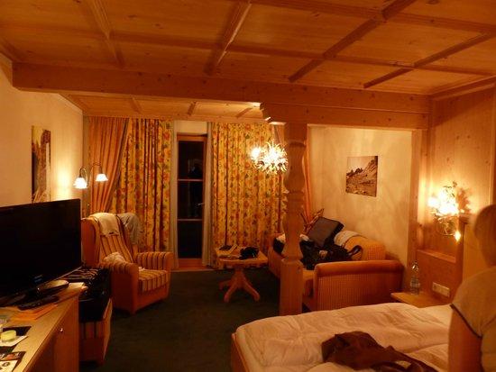 Alpenhotel Ischglerhof: chambre