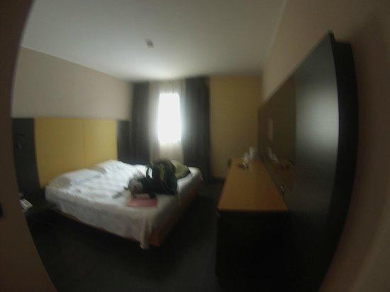 Hotel D120: Номер