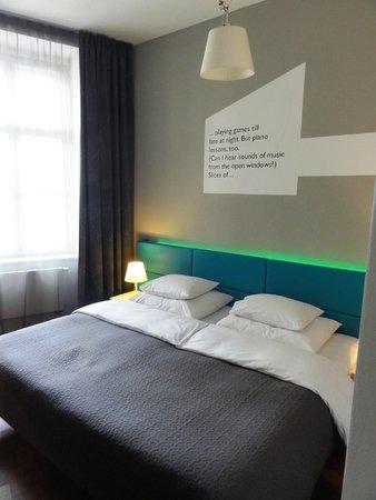 MOODs Boutique Hotel: Zimmer1