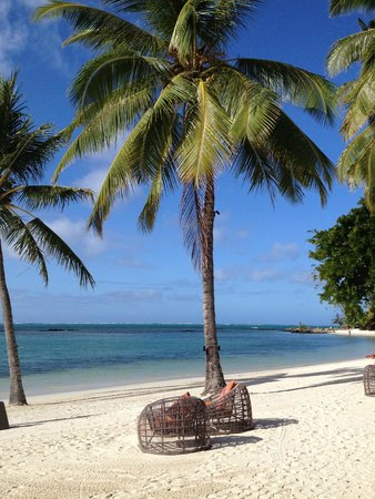 Constance Le Prince Maurice: Plage