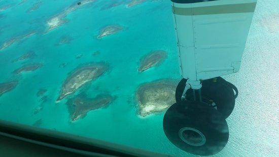 Posada Movida: Los Roques desde el aire