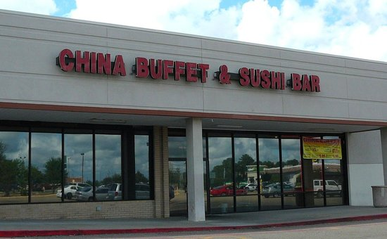 China Buffet & Sushi Bar