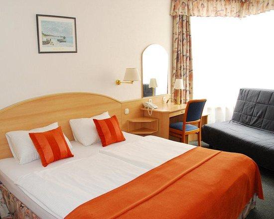 Hotel Orion Várkert: Guest Room