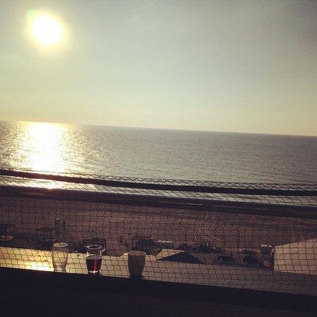Appartementenhotel Bloemendaal aan Zee: The sea view