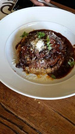 Raffaello Haifa : The best meal on the menu!