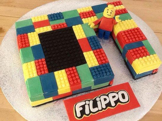 Pasticceria Gelateria Corcelli : Torta Lego