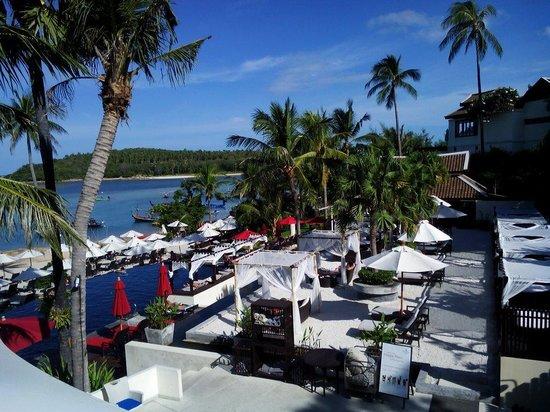 Anantara Lawana Koh Samui Resort: Piscina