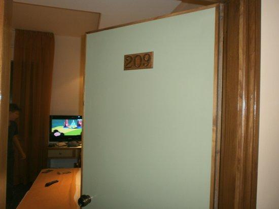 Hotel Le Grazie: Camera 209