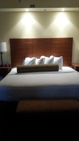 BEST WESTERN PLUS Westgate Inn & Suites: Very nice room!
