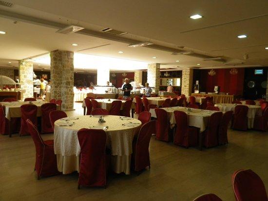 Hotel Palas: restaurant