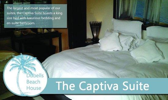 Dubells Beach House: The Captiva Suite