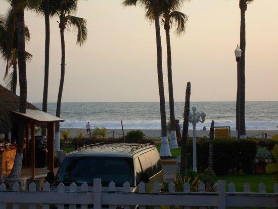 Hotel Surf Olas Altas : Vista desde la piscina