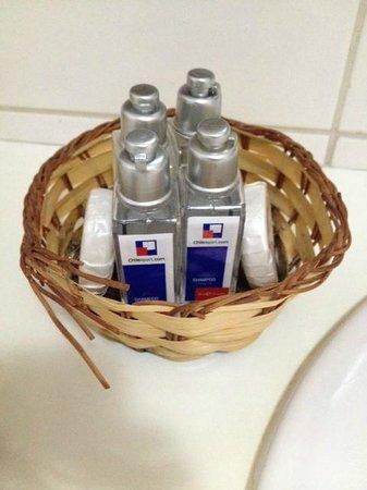 Chileapart.com: Kit do banheiro do apartamento