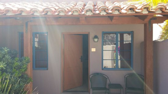 Lodge on the Desert: Our room