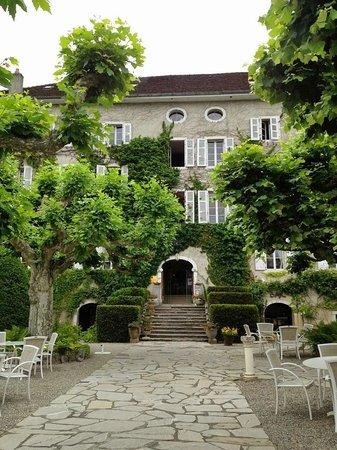 Restaurant Gastronomique de L'Abbaye de Talloires : Abbaye de Talloires