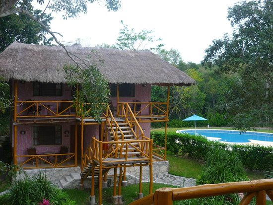 Chicanna Ecovillage Resort: Überblick
