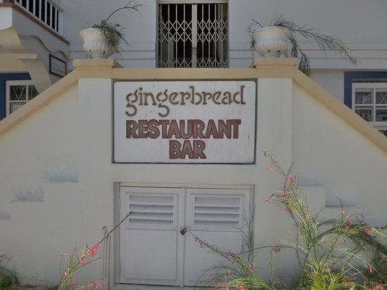 Gingerbread: There's an Inn for guests to stay overnight as well