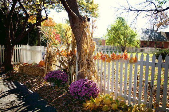 Silver Heart Inn : Autumn Welcome