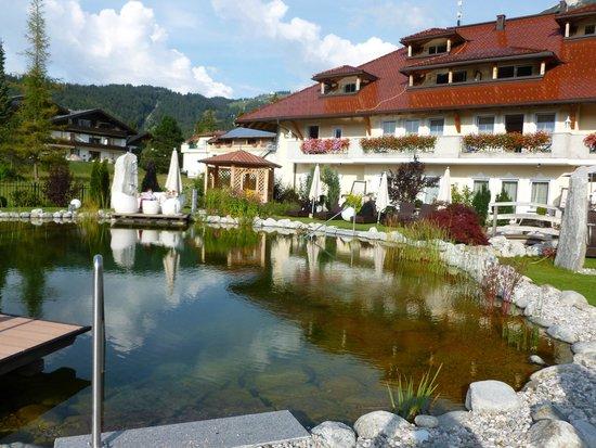 WellnessHotel Schönruh: Swimming Pond