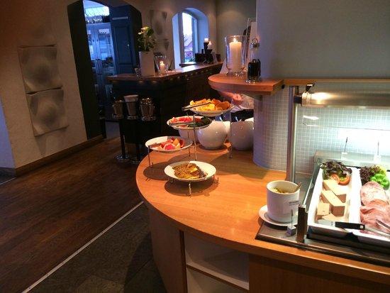 Best Western Plus Hotel Waterfront Goteborg: Breakfast