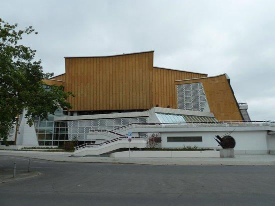 Berlin Philharmonic: Mal von der anderen Seite