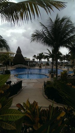 Catalonia Yucatan Beach: view from room