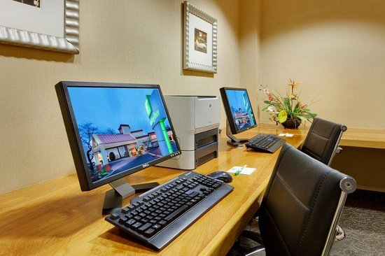Holiday Inn Westbury: Search local attractions in our 24-hour Business Center