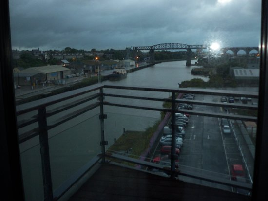 The d Hotel Drogheda: View from room