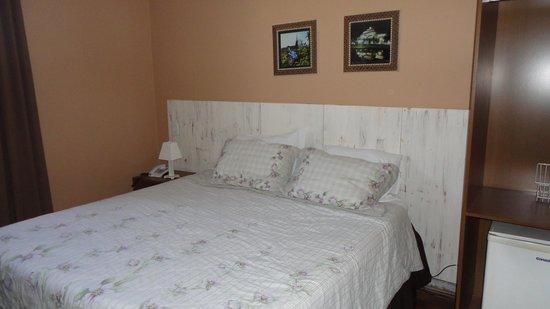 Hotel Grao Para: quarto