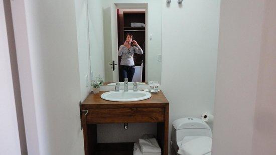 Hotel Grao Para: banheiro
