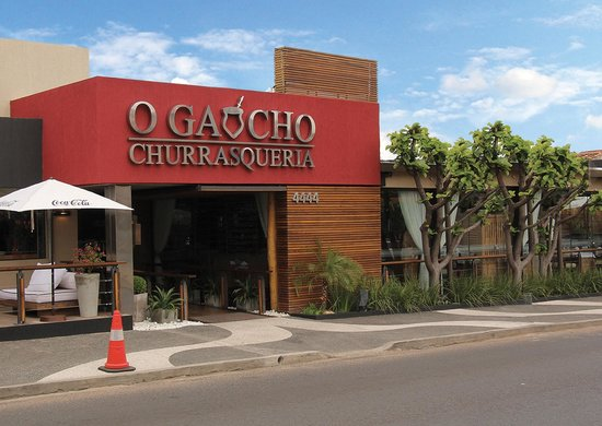 O Gaucho: Churrasquería O Gaúcho.