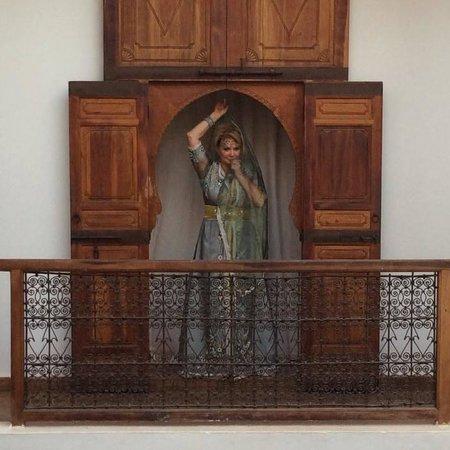 Riad l'Orangeraie: Ready to get married