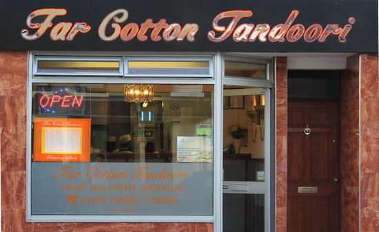 Far cotton tandoori