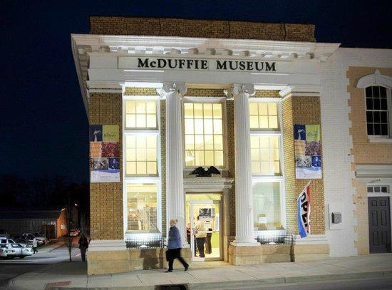 Thomson, GA: McDuffie Museum