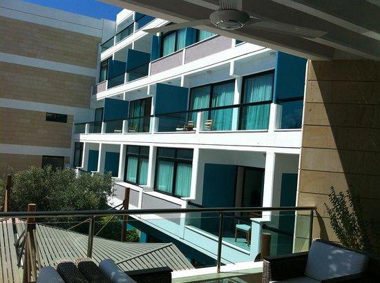 Constantinou Bros Asimina Suites Hotel: Suite 106