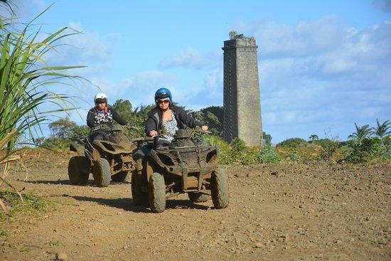 Andrea Lodges : Quad biking!!
