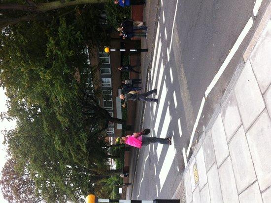 Abbey Road : É inevitável...