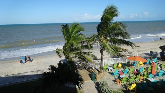 Holiday Inn Hotel & Suites Vero Beach - Oceanside: view from our room