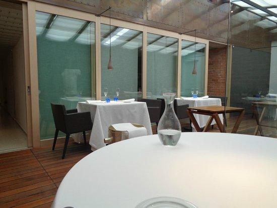 Antica Osteria Cera : la salle