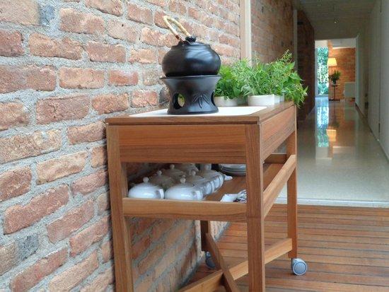 Antica Osteria Cera : infusions