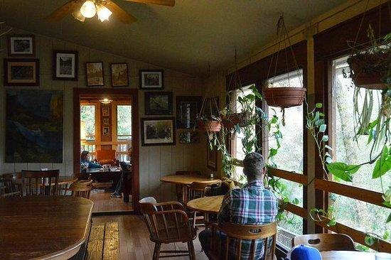 Yosemite Bug Rustic Mountain Resort : Cafe