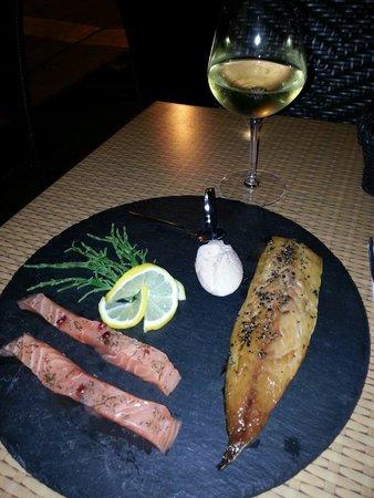 L'un des Sens Bar à vins & Cave à  manger : Seafood tapas