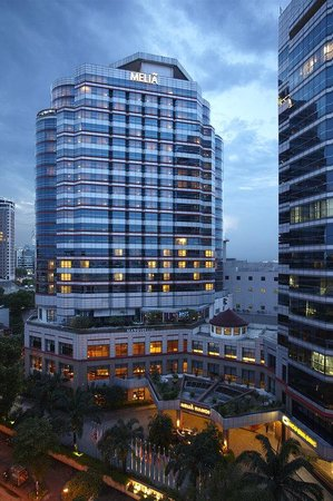 Melia Hanoi General Night