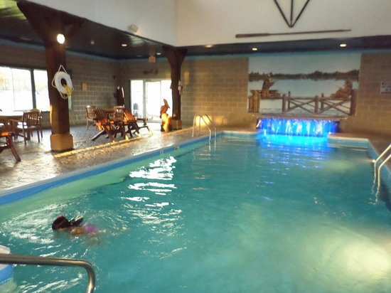Stoney Creek Hotel & Conference Center - East Peoria: pool