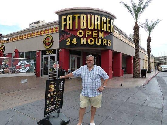 Las Vegas - Picture of Fatburger, Las Vegas - TripAdvisor