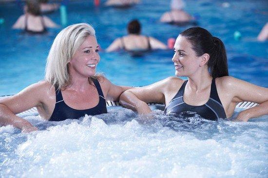 Holiday Inn Gloucester - Cheltenham: Spa pool