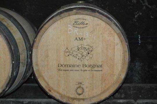 Domaine Borgnat: the family wine